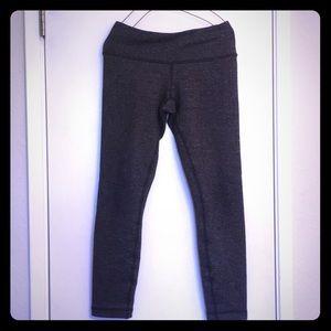 Lululemon herringbone leggings sz 2